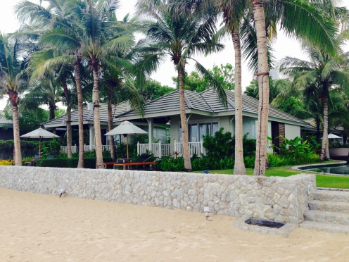The 'Beach Village' rooms