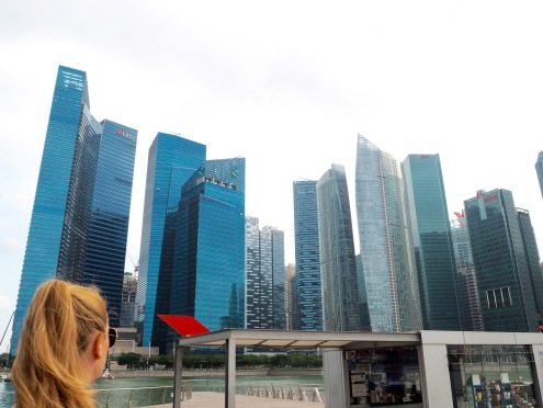 Downtown Singapore CBD