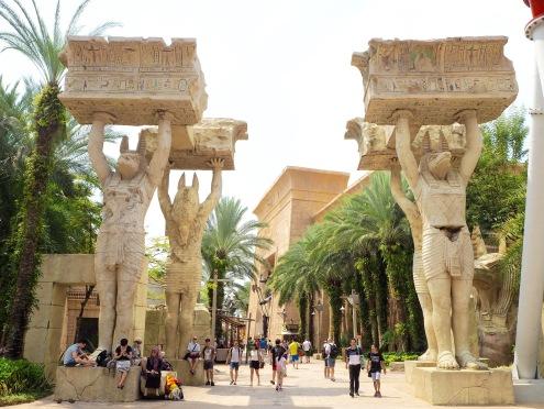 Entering Ancient Egypt