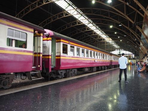 The 3rd class train