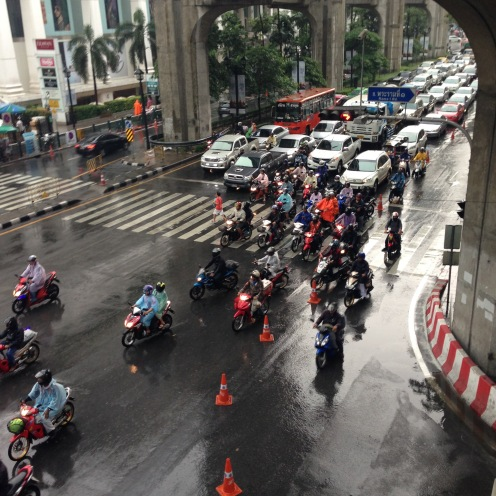 May ~ Rainy Rachaprasong