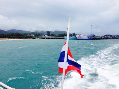 Leaving Koh Phangan