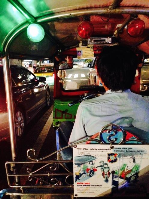 The BKK traffic