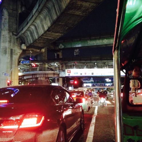 Chit Lom intersection