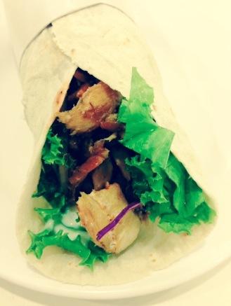A quick Kebab at Tesco's!