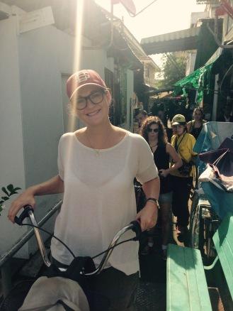 Exploring Bangkok with Co Van Kessel