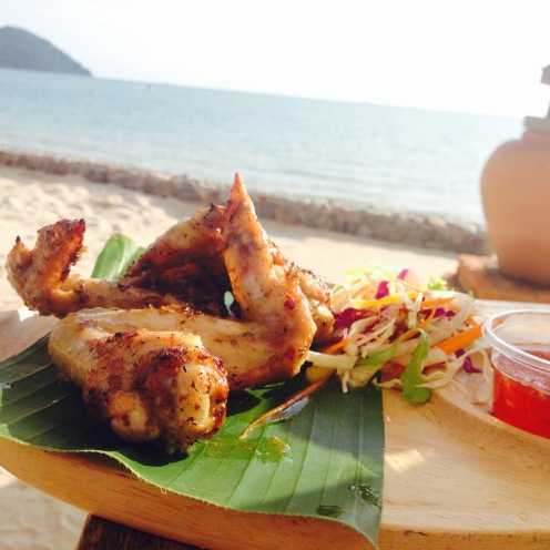 Lunch at Santhiya Resort and Spa, Koh Yao Yai