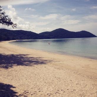 The beautiful beach, Koh Yao Yai