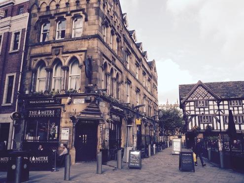 Manchester architecture.