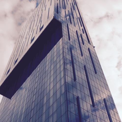 The Hilton, Deansgate, Manchester