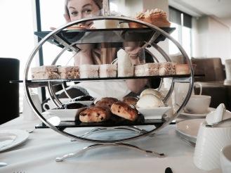 Afternoon Tea in Cloud 23