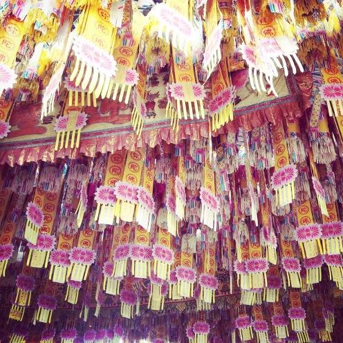 Korean vegetarian festival