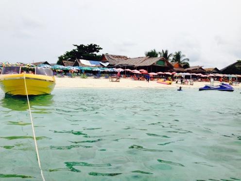 Visiting Khai Island
