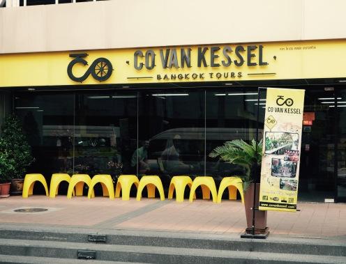 Co Van Kessel HQ at River City Mall