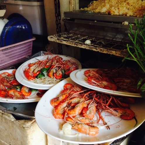 Whoever said seafood needed to be refrigerated?
