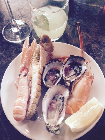 Oooo Oysters!