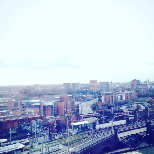 Manchester - our other home!
