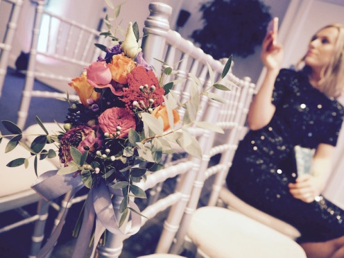 Those flowers *swoon*