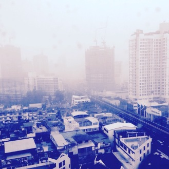 Another chilly day in BKK