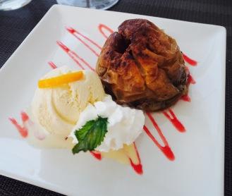 And dessert at Sebastian's