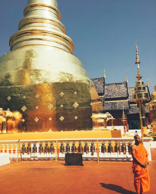 Wat Phra Singh in Chiangmai