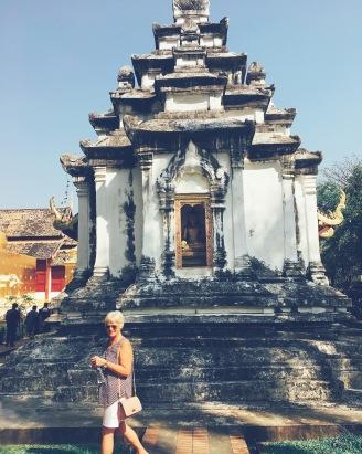 My Mum in Chinagmai