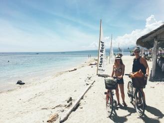 Exploring Gili Air