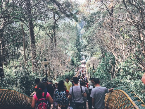 Exploring Wat Phra That Doi Suthep