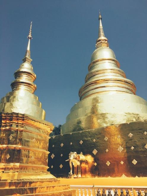 So many beautiful temples