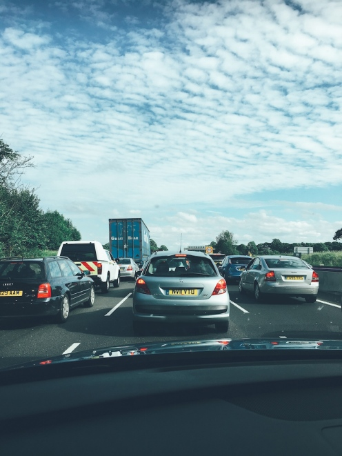 God, I miss the M6...not.