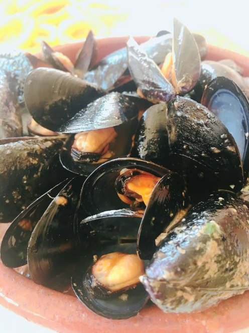 Last day mussels