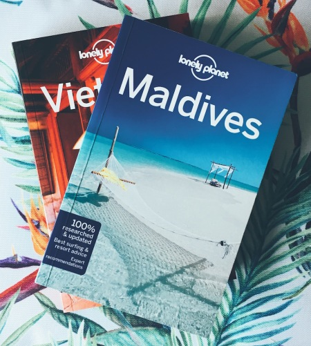 maldives and vietnam lonely planet