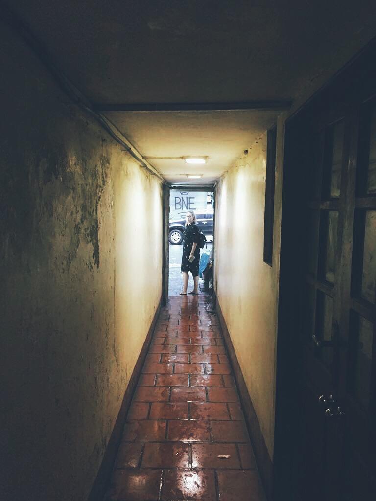Cafe Giang, hidden down a little alley!