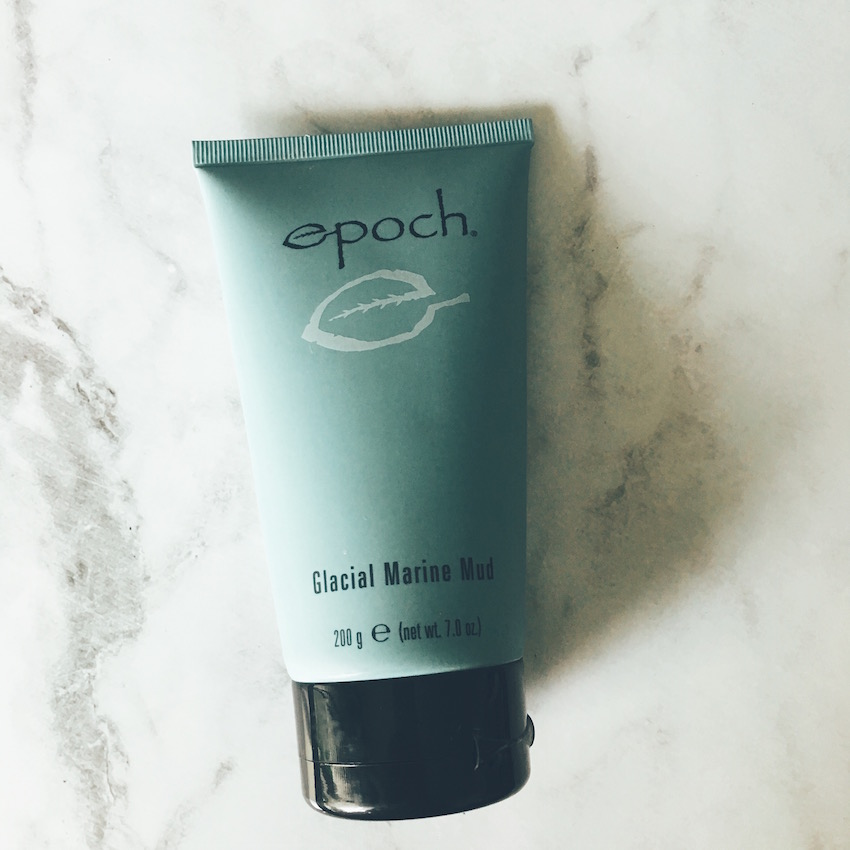 Epoch Glacial Mud Mask