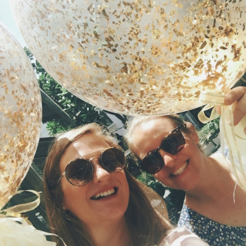 Gold Balloons Bangkok