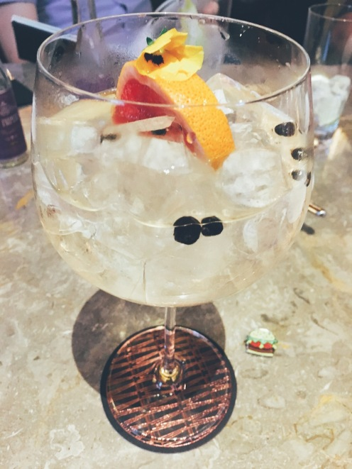 Gin y Tonica - my favourite