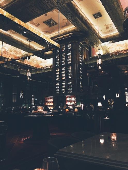 The incredible Atlas Bar