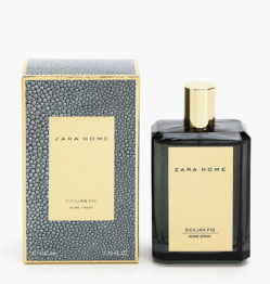 Zara Sicilian Fig Room Spray
