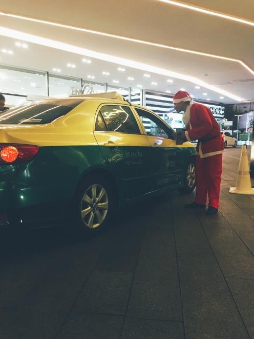 Santa's little helpers at EmDistrict