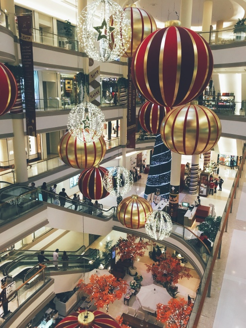 The Gaysorn Mall