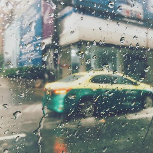 Rainy season arriving early this year