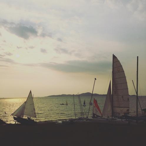 Weekend at Royal Varuna Yacht Club, Pattaya