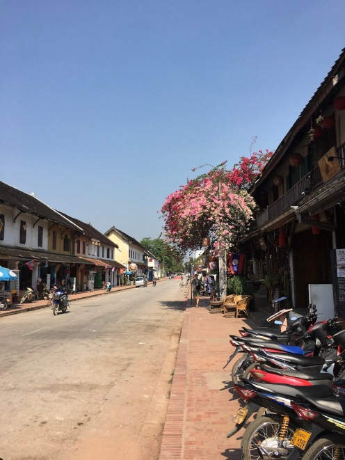Main Street, Luang Prabang