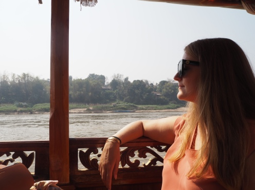 Cruising on the Mekong