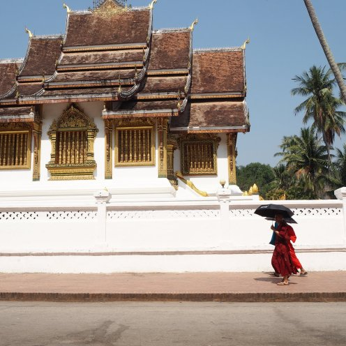 A Wat on Main Street, Luang Prabang