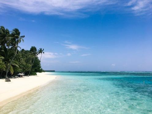 The beautiful island